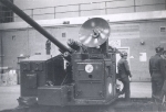 Radar controlled Anti-Aircraft Gun