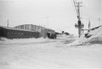 Mess &amp; barracks at Resolute Bay
